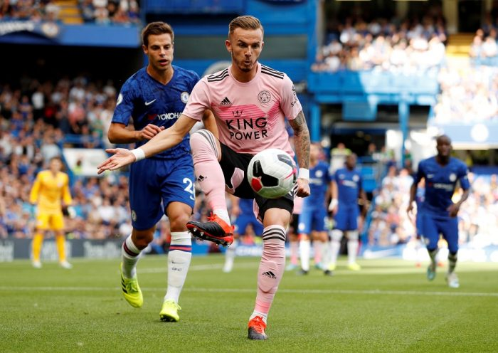 Rodgers Fears United Lure May Be Too Strong For Maddison