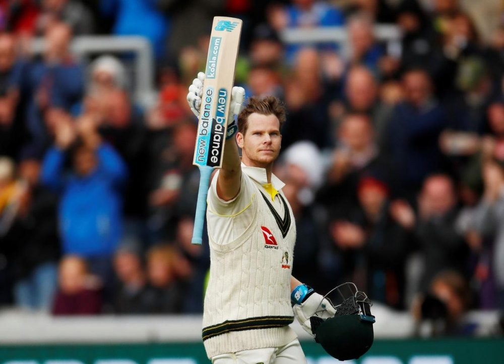 Smith Leaves England With A Mountain To Climb