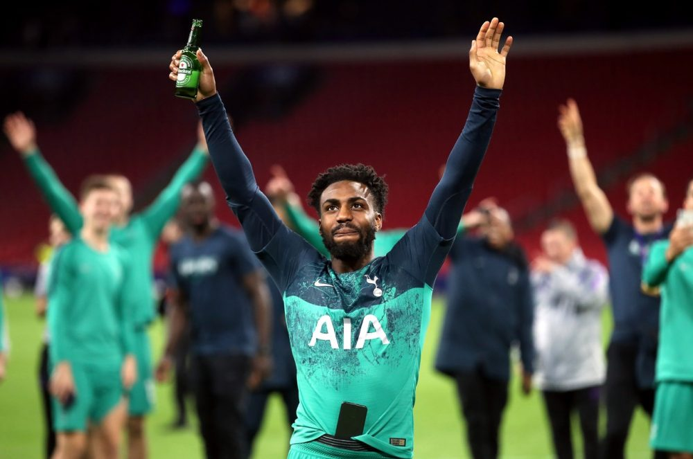 Tottenham Ace Happy And Has Nothing To Prove