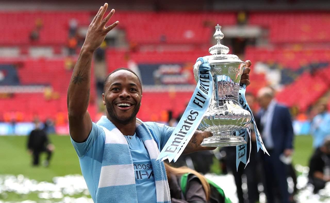 Sterling Tipped For Top Prize