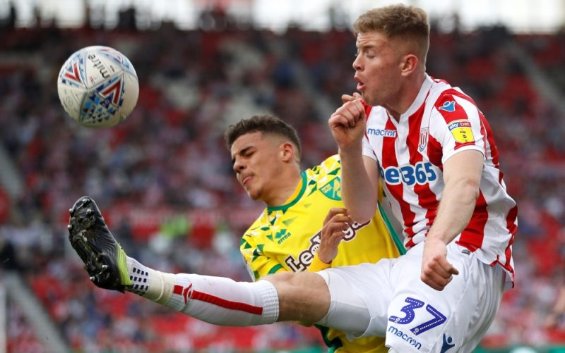 Stoke Starlet Being Tracked By United