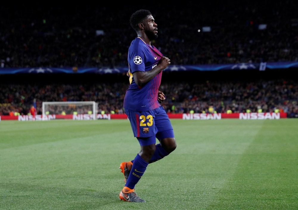 Umtiti Rules Out Barca Exit