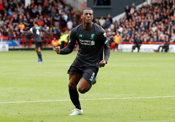 Wijnaldum: Scratchy Win Shows Liverpool Progress