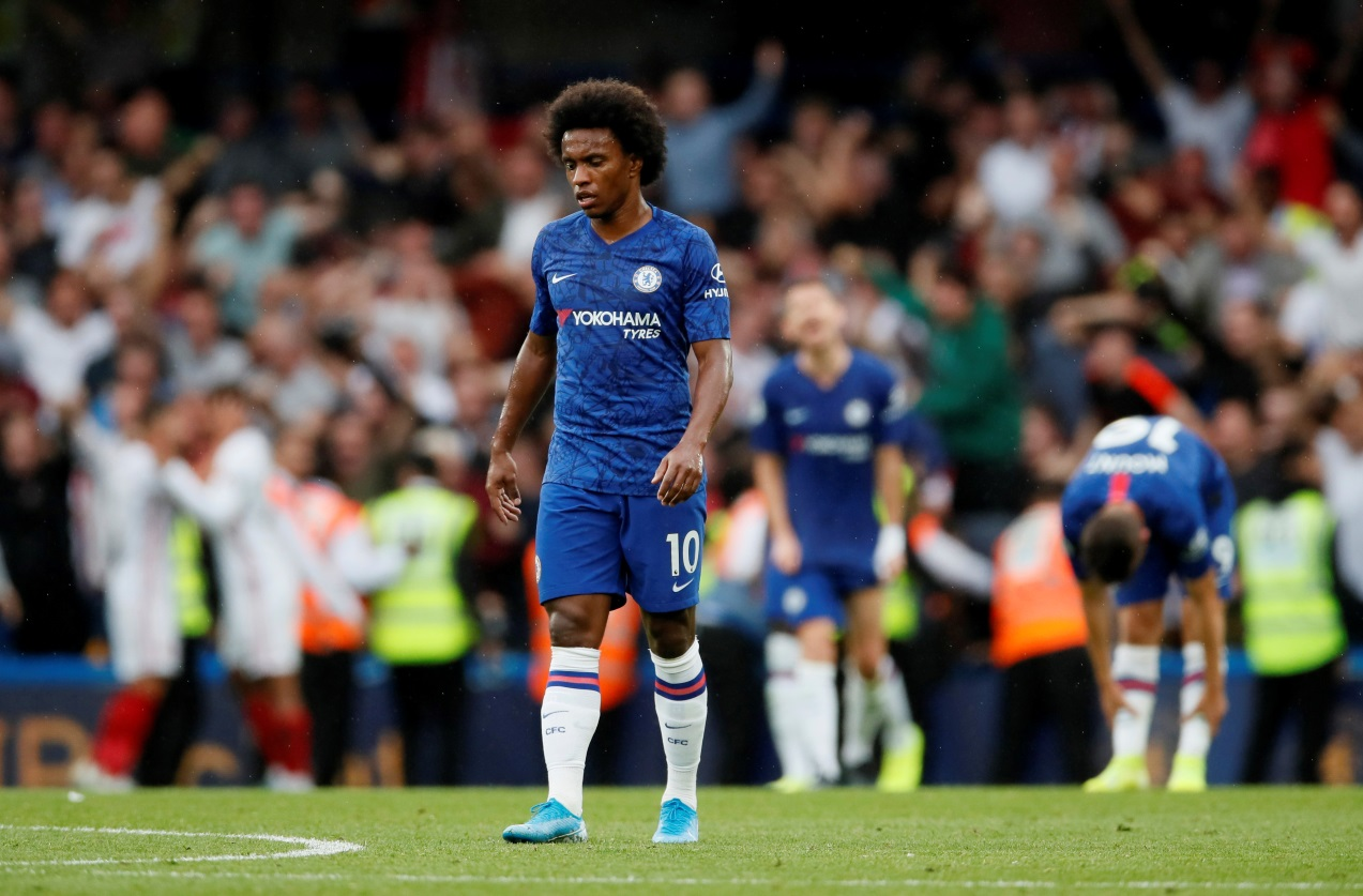 Willian Linked With Future Juve Move
