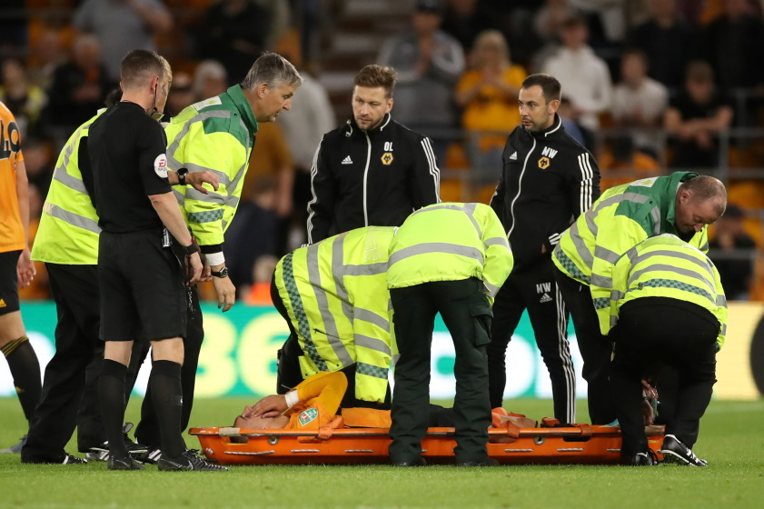 Wolves Wait For News On Injured Duo