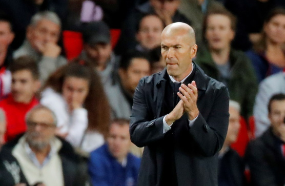 Zidane Unfazed By Media Barbs