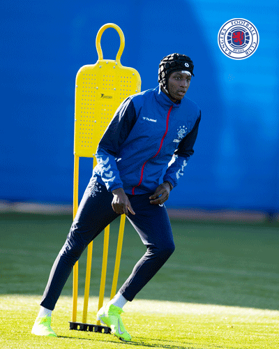 Aribo Set For Rangers Competitive Game Return After Injury Layoff