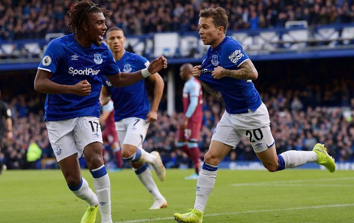 Iwobi Flaunts Everton Win Vs West Ham As Turning Point Inspired By Coach