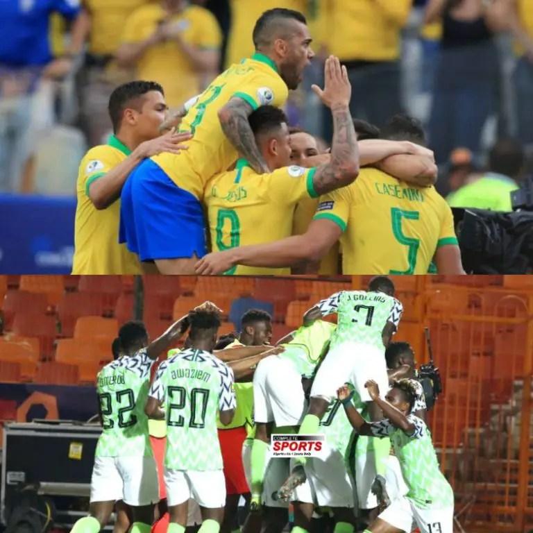 Kanu: Super Eagles Must Play Brazil  Friendly Like World Cup Match