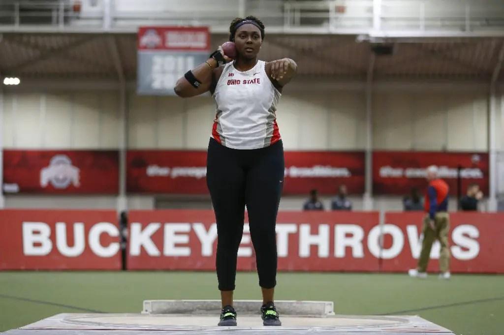 17th IAAF Worlds: Olatoye, Onyekwere Set To Make History For Nigeria In Women's Shot Put, Discus