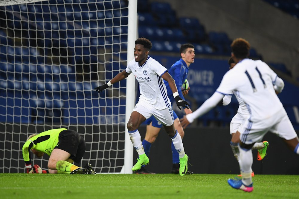 Nigeria Woo Chelsea Youngster Ugbo After Missing Out On Abraham, Tomori