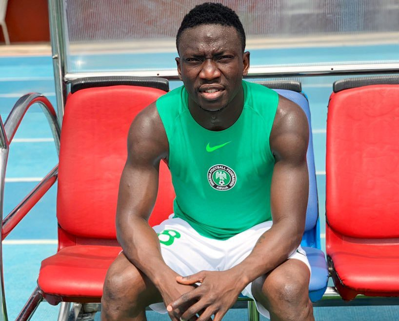Etebo  Ruled Out Of Super Eagles, Brazil Friendly