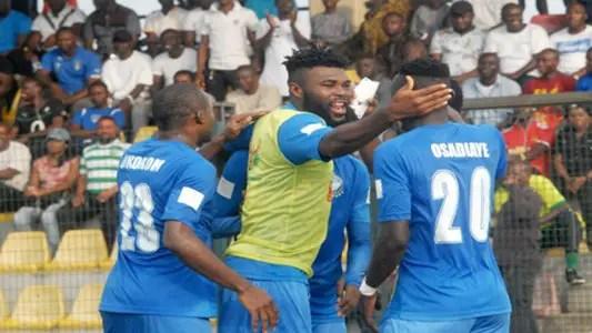 Enyimba Begin NPFL  Title Defence  Vs Nasarawa United As New Season Start  November 3
