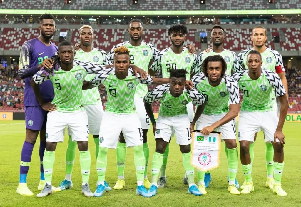 Rohr Recalls Musa, Akpeyi For Super Eagles Vs Benin, Lesotho