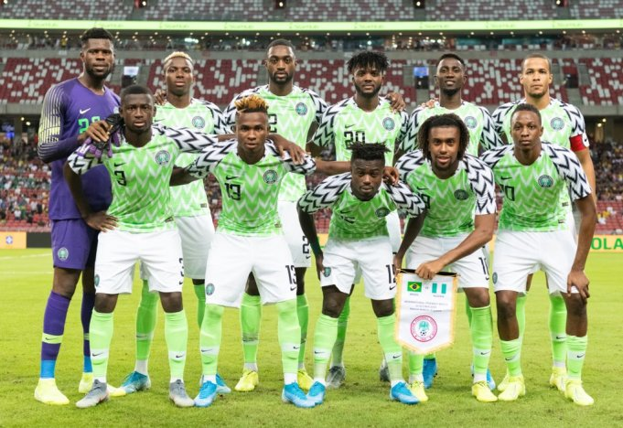 Top Ten Nigeria Players To Watch Out For In 2020