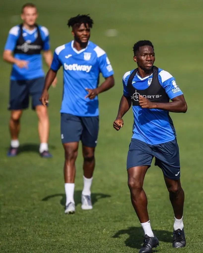 Omeruo, Awaziem, Makanjuola To Work Under New Coach At Leganes