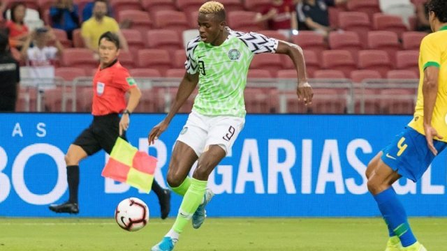 Osimhen, Ebuehi, Aina Doubtful For Super Eagles World Cup Qualifiers