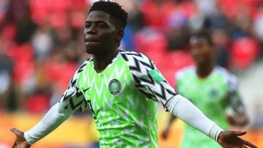 Dele-Bashiru,  Okonkwo Join Olympic Eagles In Camp Ahead  U-23 AFCON