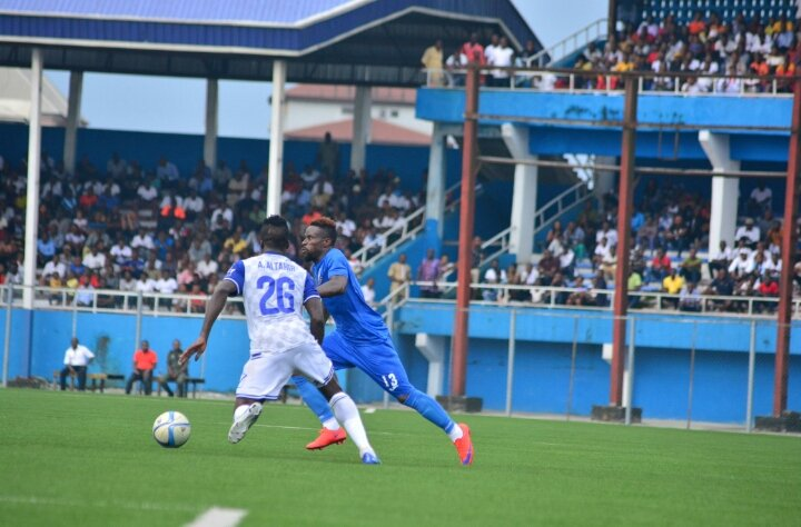 Enyimba Hit Out At Critics Over Supporters 'Abandonment' Report
