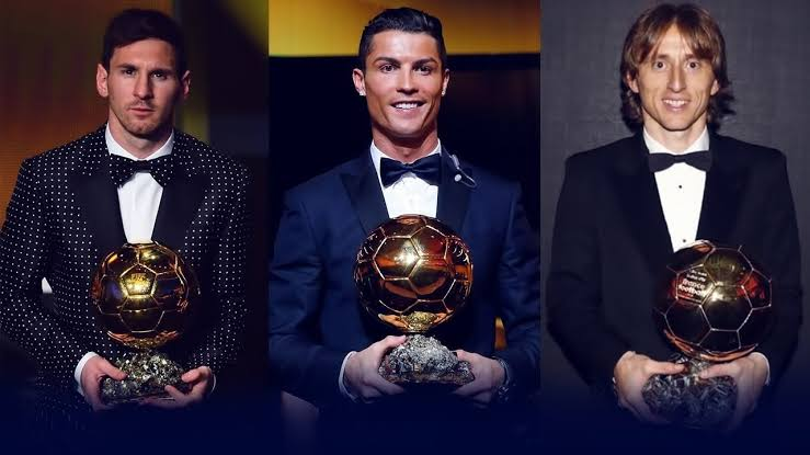 List Of Ballon d'Or Winners From 1956 To 2018