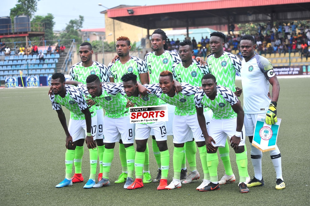 Bonfrere: Why Super Eagles B Failed To Beat Togo On Aggregate