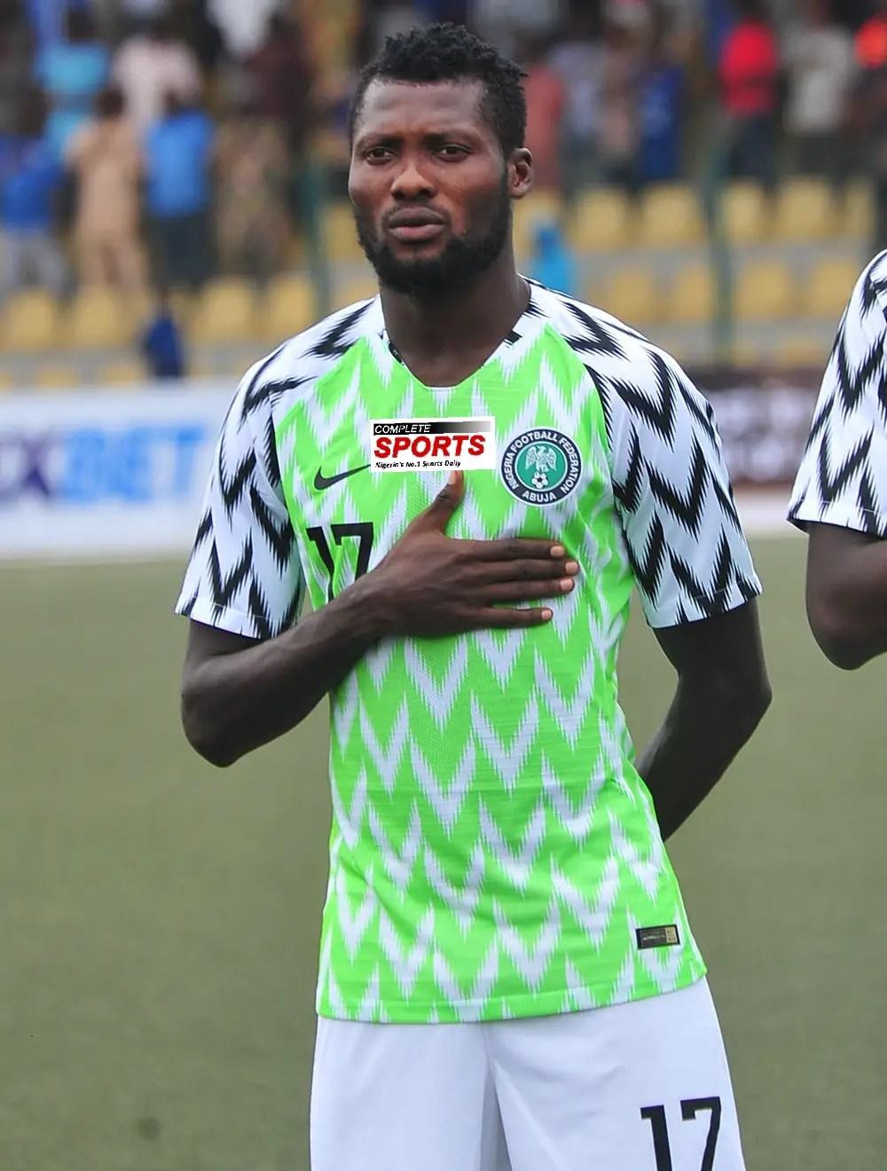 Super Eagles B Striker, Alimi: We Were Unlucky Against Togo