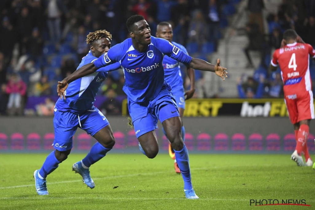Onuachu Delighted To Make Genk Fans Happy With Brace In Win Vs Mouscron