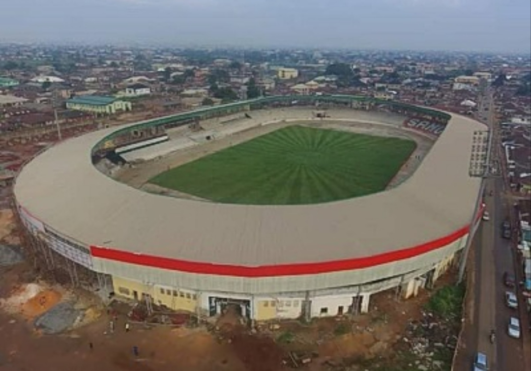 Pinnick: Ogbemudia Stadium Will Pass FIFA Test to Host Eagles' Matches