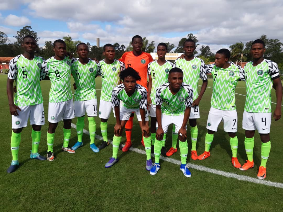 Garba Takes Golden Eaglets To Classroom After Defeat To Japan