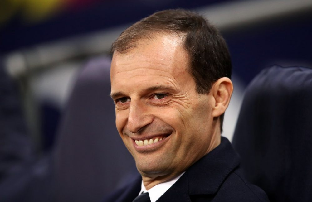 Allegri Insists He Is not Ready For United Job