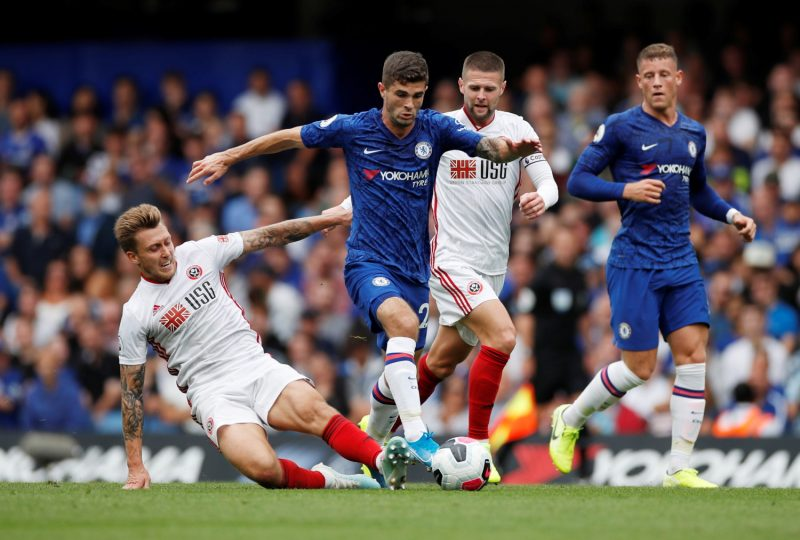Barkley And Pulisic Offered Hope By Lampard