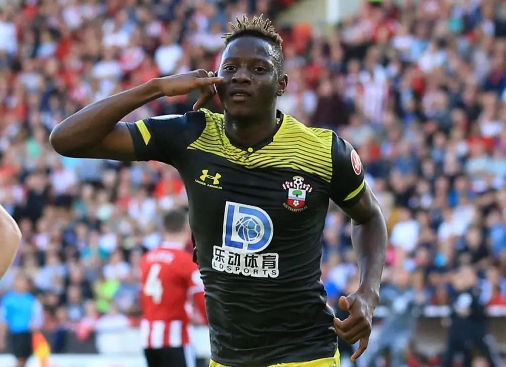 Boufal Eager To Help Djenepo Settle At Southampton
