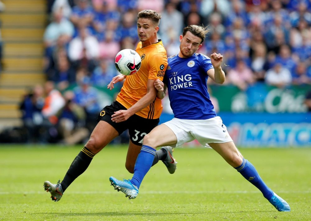 Chilwell Remains A Target For Premier League's Big Guns