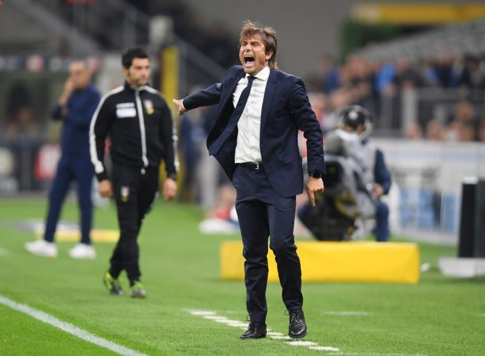 Conte Keen On January Midfield Reinforcements