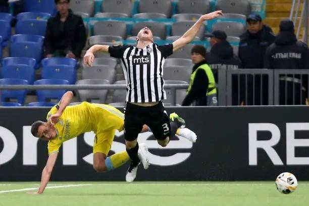 Fiorentina Eye 'Next Milenkovic' As Serie A Scouts descend on Belgrade