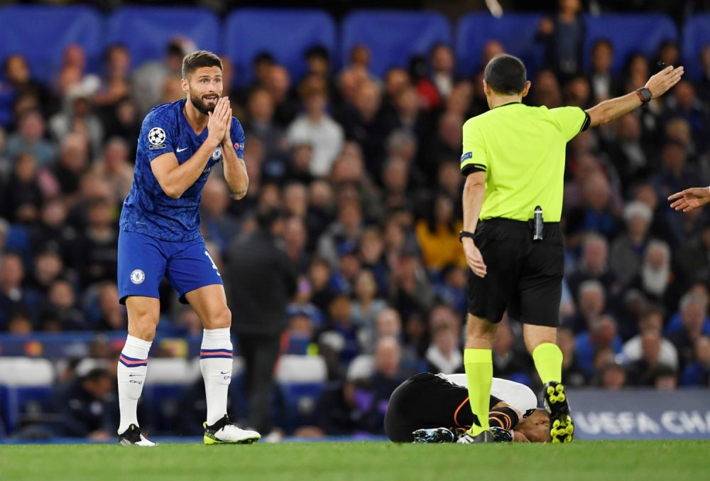 Giroud Handed Playing Time Assurances