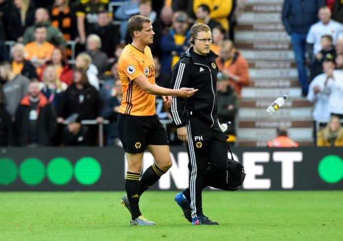 Injury Concerns Stack Up For Wolves Ahead Of Euro Clash
