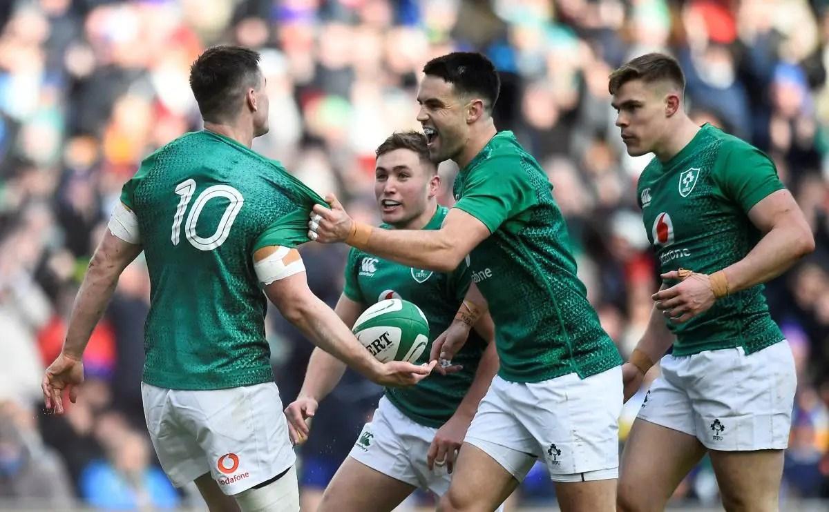 Ireland Into Quarter-Finals With Samoa Scalp