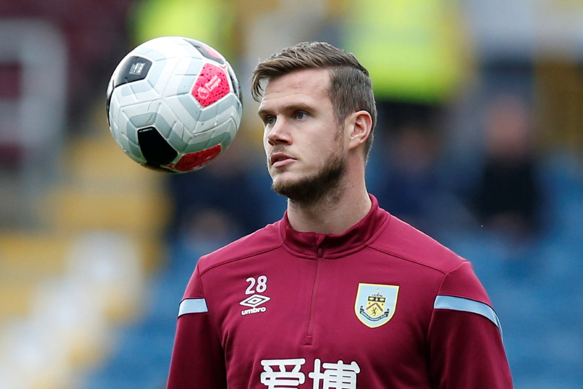 Long Eager For Clarets Chance