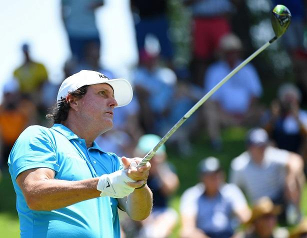 Mickelson Does Not Expect Presidents' Cup Call