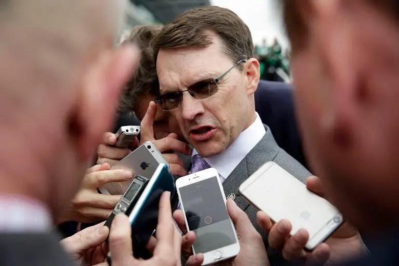O'Brien To Unleash Duo In Breeders' Cup