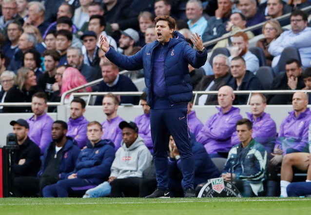 Poch hails Tottenham character and hopes they can kick on