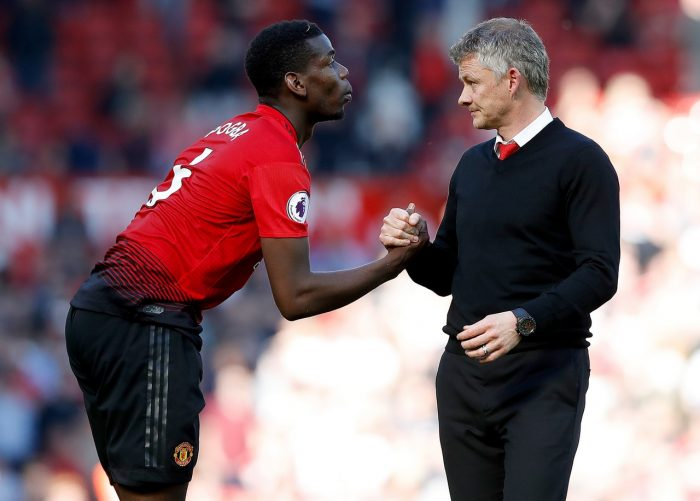 Pogba And Zidane's Dubai Meeting Doesn't Bother Solskjaer