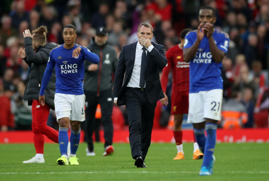 Rodgers Laments 'Soft' Penalty Award As Foxes Denied