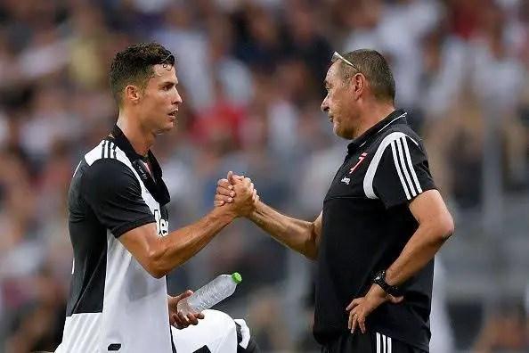 Sarri: Ronaldo Needs Rest