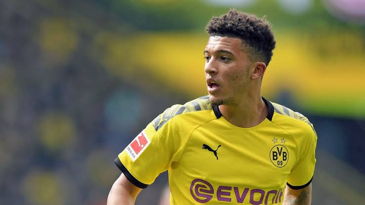 United Willing To Pay £100million For Sancho