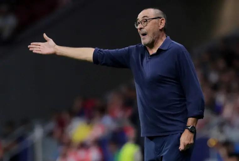 Sarri Keeps Cool Despite Big Win Over Inter
