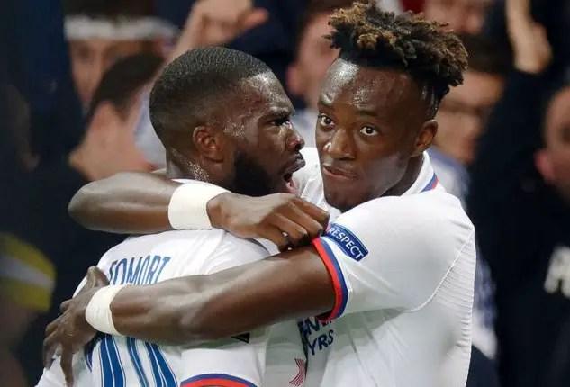 England Call-up Thrills Chelsea Duo Abraham, Tomori