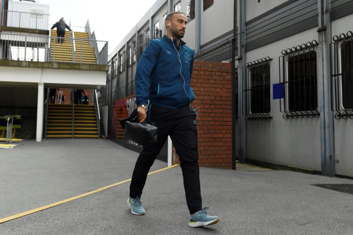 Tosun Everton Situation 'Not Cool' With Turkey Boss