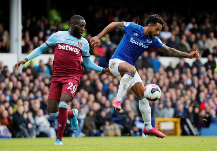 Walcott Ready To Cement Place In Toffees Side